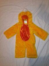 Duck Plush Halloween Costume Unisex 3-6 mo
