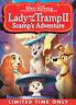 Lady & The Tramp II - Scamp's Adventure, , Excellent DVD, Scott Wolf, Alyssa Mil