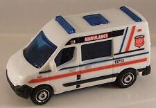MATCHBOX #58 Renault Master Ambulance, 2015 issue (LOOSE / MINT)