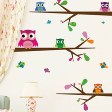 57150 | Wall Stickers Kid Room Looking at You Owls