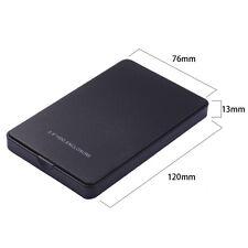 "PCCover IDE SATA External Enclosure USB 2.0 2.5"" HD Hard Drive Disk Case Box new"