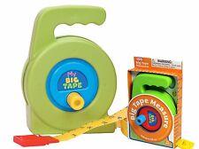 Bambini il mio primo grande metro a nastro giocattolo apprendimento nastro di misurazione fino a 100CM