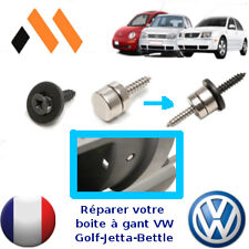 Kit Réparation Facile Boite à gants VW New Beetle Golf  IV Jetta Bora 1 IDEAL