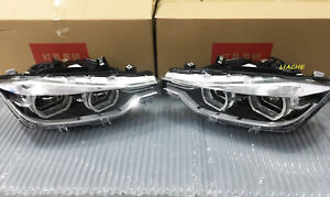 Original Full LED Headlamp For BMW 3 Series F30 F31 LCI headlights ECE OEM