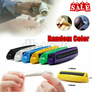 Portable Cigarette Rolling Machine 110mm Joint Cone Plastic Maker Roller Tool