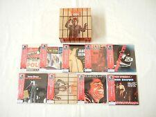 James Brown JAPAN 9 Live albums Mini LP SHM-CD PROMO BOX SET