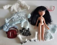 BRATZ Dolls - Wintertime Wonderland JADE - Original Clothing & Accessories
