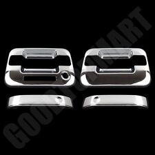 FOR 04 05 06 07 08 09 10 11 12 13  Ford F150 Chrome 2 Door Handle Cover WK NPH