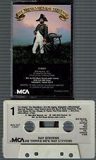 He Thinks He's Ray Stevens by Ray Stevens (Cassette, Oct-1984, MCA Nashville)