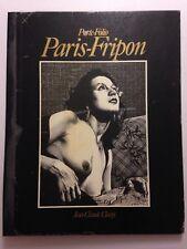 RARE PORTE FOLIO JEAN CLAUDE CLAEYS - PARIS FRIPON / EXEMPLAIRE N°808/1000 SIGNE