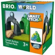 Brio 33935  Wooden Railway - Smart Tech Action Tunnel Pack