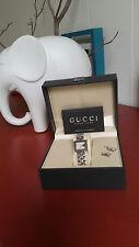 Gucci G 3600L Stainless Steel Quartz Ladies Watch