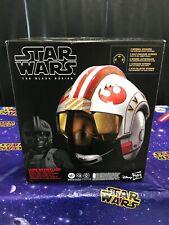 Star Wars The Black Series Luke Skywalker Electronic X-Wing Pilot Helmet  NEW!