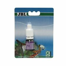 JBL Eisen Test Fe Reagens - Refill - Nachfüller - Dünger -Aquariumtest Süßwasser
