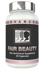 New Fair Beauty Skin Lightening Advanced 30 tablets Vitiligo & Melasma Whitening