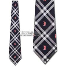 Red Sox Tie Boston Red Sox Neckties Licensed Mens Neck Ties NWT