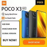 POCO X3 NFC  Xiaomi Global Version Snapdragon 732G 6G/64G 128G  5160mAh