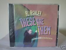 These Are Them - Al Ashley (CD 2003)