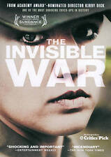 The Invisible War (DVD, 2012)