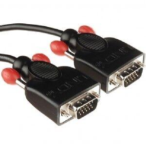 Lindy (2m) VGA Video Cable (Black)