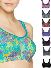 Shock Absorber Sports Bra Active S4490 Multi Non Wired High Impact Soft Cup