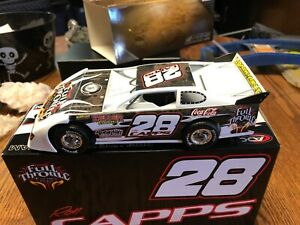 ADC Ron Capps #28 Full Throttle Energy Drinks 1:24 Scale Dirt Late Model
