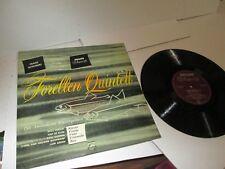 """Alice Heksch Nap de Klijn Schubert Forellen Quintet 10"""" LP Philips A 00690 R"""