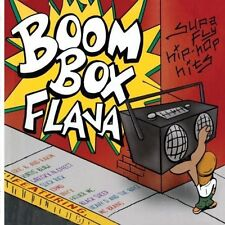 Boom box flava Heavy D and the Boyz, Wrecks-N-Effect, EPMD, Onyx, Slick Rick, lui