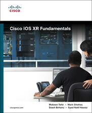 CISCO Press - Cisco IOS XR Fundamentals 9781587052712