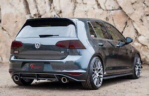 VW Volkswagen GTI 35% Smoked Tail Light Rear Reflector 3rd Brake Overlays Film