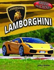 Lamborghini (Speed Machines)-ExLibrary