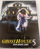 Ghost House 5 - La Casa 4 (Limited 111 Mediabook Cover D: Blu_Ray)