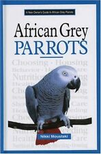 A New Owners Guide to African Grey Parrots