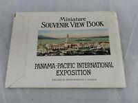 1915 PPIE SAN FRANCISCO PANAMA-PACIFIC INTL EXPOSITION SOUVENIR BOOK World Fair