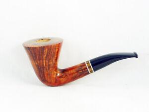 briar pipe VOLKAN Alberto Paronelli Collection smooth Tobacco Pipe pfeife