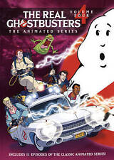 The Real Ghostbusters: The Animated Series - Volume 4 (DVD, 2016) NEW