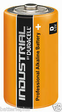 20 Pezzi Duracell Mono D LR 20 Industriale 1, 5V MN 1300 / ID1300 Alcaline 1, 5v
