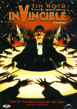INVINCIBLE (2002) NEW DVD TIM ROTH