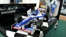 MINICHAMPS  F1 -  ARROWS YAMAHA FA18 Damon Hill with !/43 Damon Figure