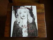 Belles de nuit éditions nikel OLIVIER LEDROIT ART BOOK .
