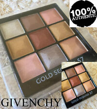 100% AUTHENTIC GIVENCHY 9 Color EYESHADOW REFILL 57 GOLD SEQUINS (Discontinued)