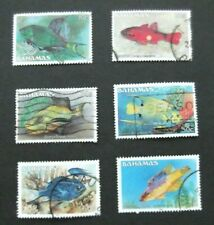 Bahamas-1986-Fish issues-Used