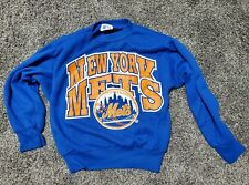 Vintage 80's New York Mets Youth Sweatshirt - Boys Youth Size 14 Large