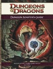 Dungeons & Dragons Dungeon Master's Guide: Roleplaying Game Core Rules, 4th Edit