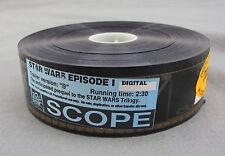 Star Wars Episode 1 - The Phantom Menace - Trailer 35mm Film Version B Scope