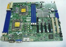 SUPER X8DTL-i Dual Server Motherboard VGA And COM LGA1366 Chipset Intel 5500