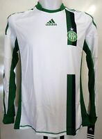 ST ETIENNE 2012/13 PLAYER ISSUE L/S AWAY SHIRT BY ADIDAS SIZE ADULT XL BRAND NEW