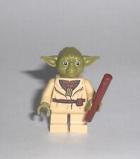 LEGO Star Wars - Meister Yoda (75208) - Figur Minifig Jedi Joda Dagobah 75208