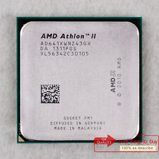 AMD Athlon II X4 641 Quad-core CPU (AD641XWNZ43GX) Socket FM1 2.8/4M Free ship