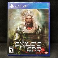 Exile's End (Sony PlayStation 4) Limited Run Games BRAND NEW Region Free